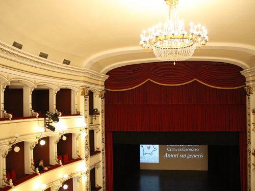 """II Premio Letterario Nazionale """"Città di Grosseto – Amori sui generis"""""""