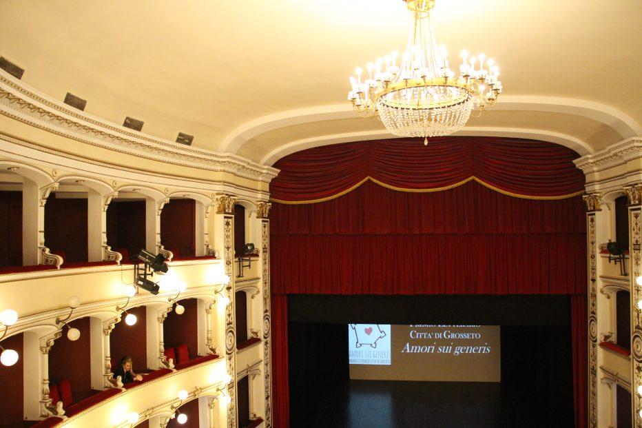 Premio letterario città di Grosseto