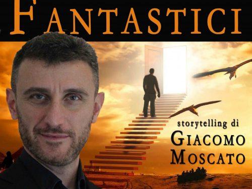 """Giacomo Moscato torna in scena con """"Infiniti universi – Fantastici""""."""