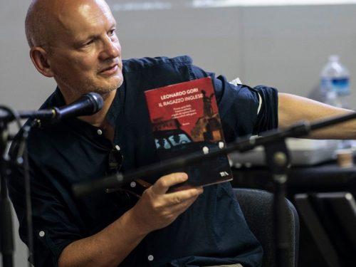 Intervista a Leonardo Gori: lo scrittore fiorentino ideatore del colonnello dei carabinieri Bruno Arcieri.