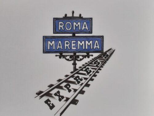 """""""Roma-Maremma Express"""" di Enrico Bistazzoni"""
